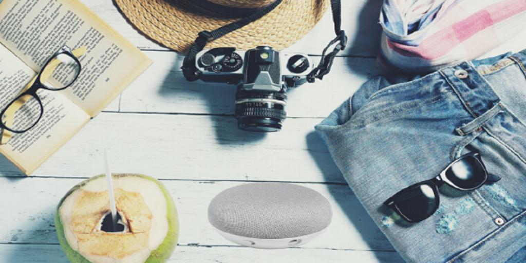 Smart Speakers Can Revolutionize Travel
