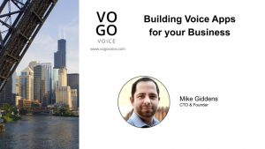 building voice apps for your business_webinar_VOGO Voice