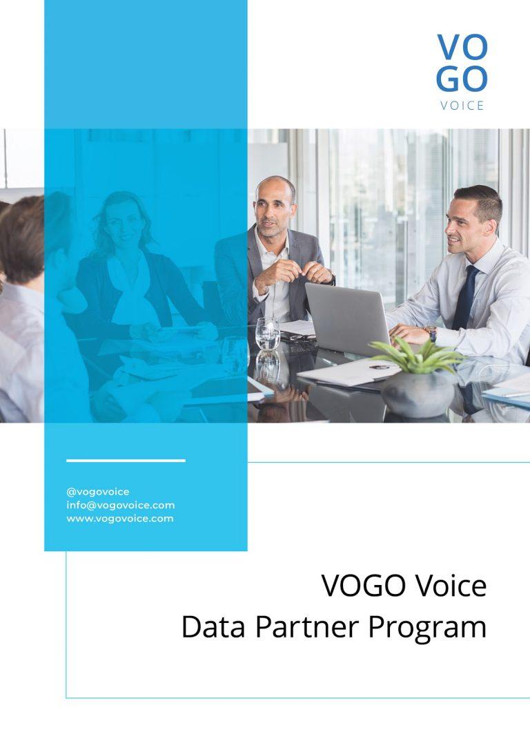 Data Partner Program