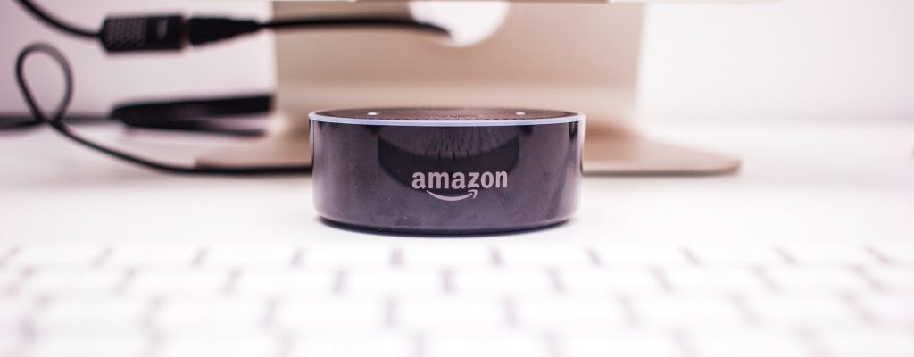 business uses for smart speakers